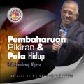 Pembaharuan Pikiran dan Pola Hidup &#8211; Pdt. Bambang Wijaya<br />22 Juni 2014 (KU-2)