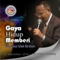 Gaya Hidup Memberi &#8211; Pdt. Julius Ishak Abraham<br />14 September 2014 (KU 2)