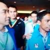 Kongres PAN Panas! Pengurus DPD Terluka Kena Lemparan Kursi