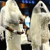 Masa Depan Fashion, Desainer China Buat Gaun Pengantin dari Printer 3D