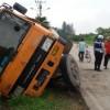 Enam siswa SD tewas akibat truk yang ditumpangi terguling