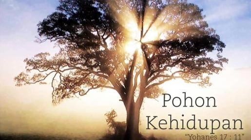 3 Jenis Pohon di Taman Eden | GBI Bethel