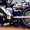Selain Menabrak Sepeda Motor, Mobil Mercy Juga Tabrak Pejalan Kaki