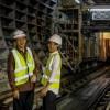 Jokowi Wanti-Wanti Ahok soal Pembangunan MRT dan LRT