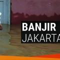 Faktor Penyebab Jakarta Banjir, Aktivitas Warga Ikut Berperan