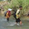 Demi Mengajar, Tiap Hari 6 Guru Lewati Bukit, Sawah, Kebun dan 3 Kali Seberangi Sungai