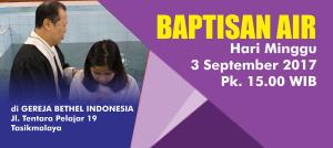 Baptisan Air
