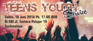 Kebaktian Remaja Youth