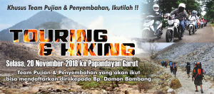 Touring dan Hiking