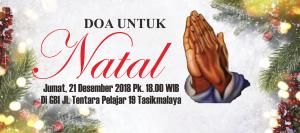 Doa Untuk Natal