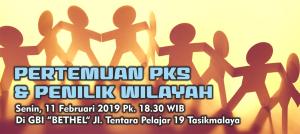Pertemuan PKS dan Penilik Wilayah