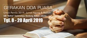 Gerakan Doa Puasa