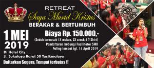 Retreat SMK Berakar Bertumbuh