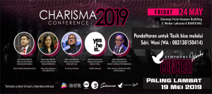 Charisma Conference plus contact Tasik