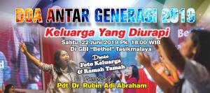 Doa Antar Generasi 2019