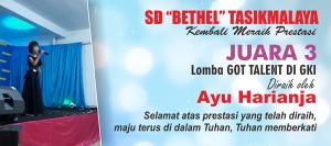 SD Bethel Meraih Prestasi