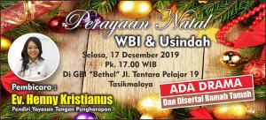 Natal WBI Usindah