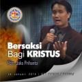Bersaksi Bagi Kristus – Pdm. Joko Prihanto<br />26 Jan 2014 (KU 1)